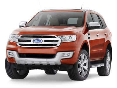 Ford Everest Ford Endeavour Ford Ranger Upcoming Cars