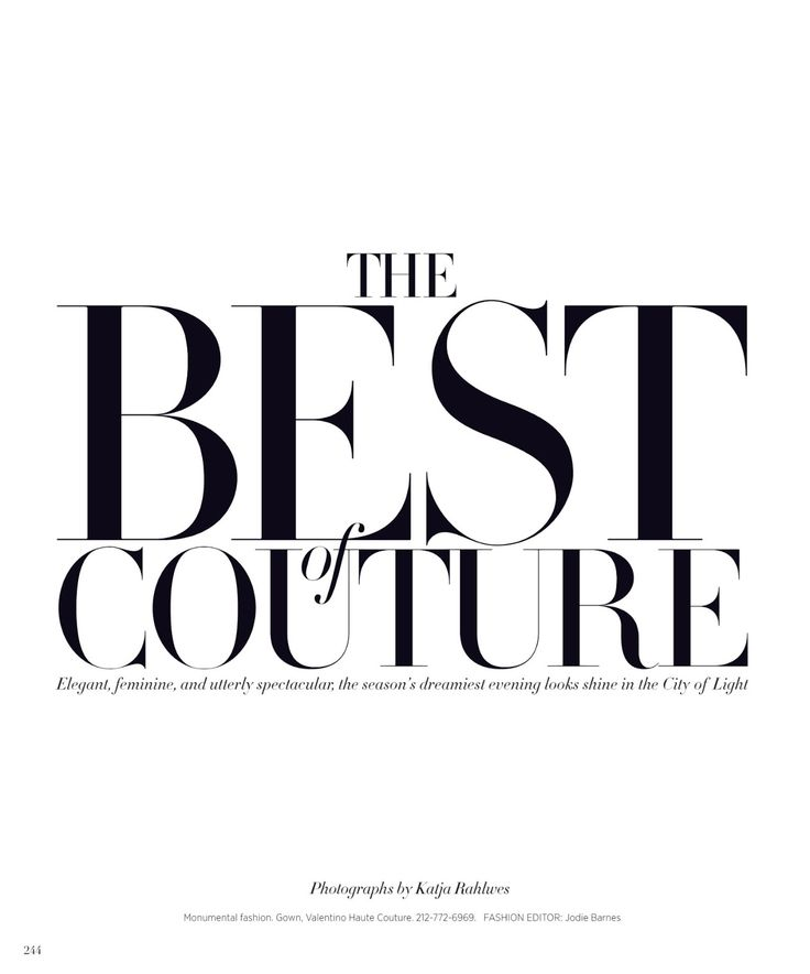 Best 25+ Fashion fonts ideas on Pinterest | Fashion typography ...