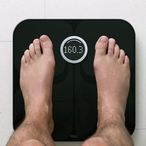 fitbit aria body fat percentage accuracy
