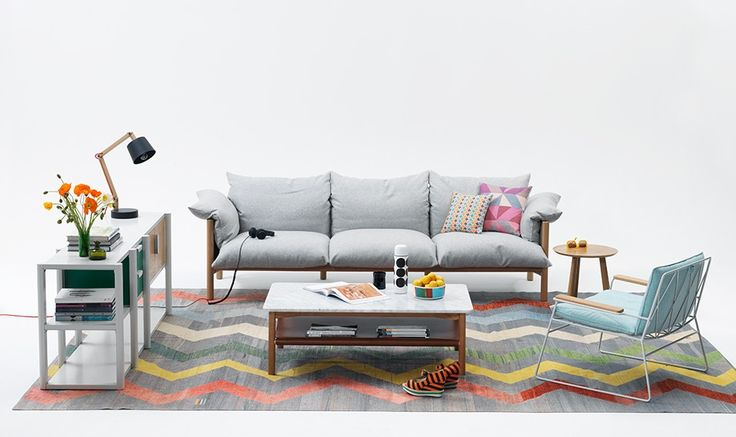 Furniture - Jardan Tuck coffee table
