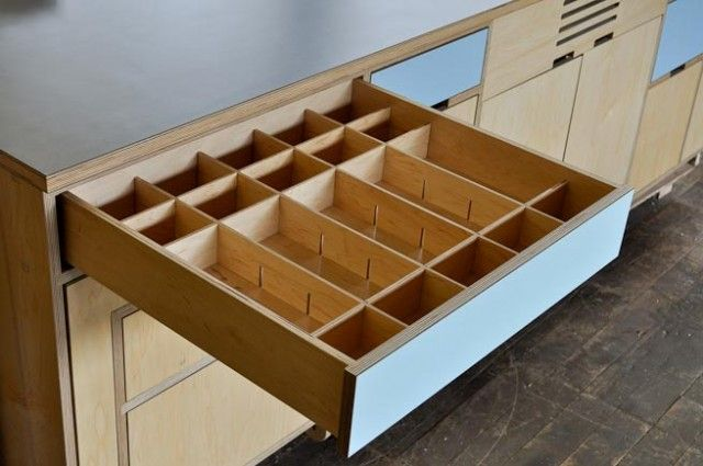 kerf design. love the color and adjustable organizer.