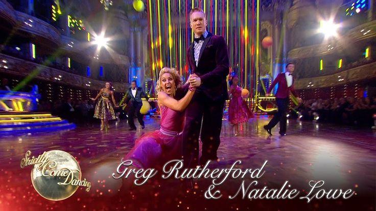 Greg Rutherford & Natalie Lowe Quickstep to 'Hand Jive' by Sha Na Na - S...
