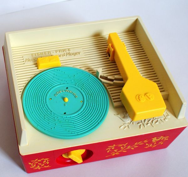 Vintage Fisher Price record player image | Cute & cool (: | Pinterest
