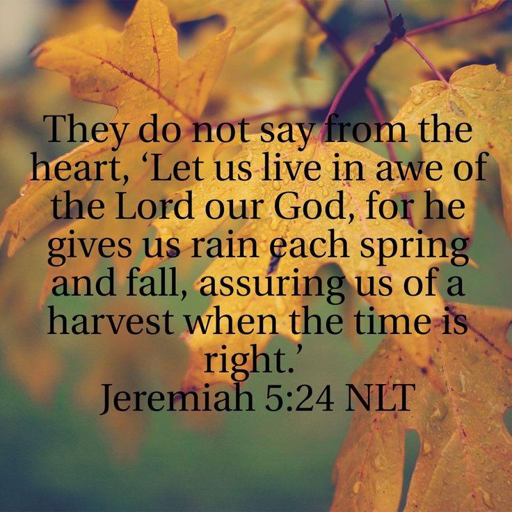 Jeremiah 5:24
