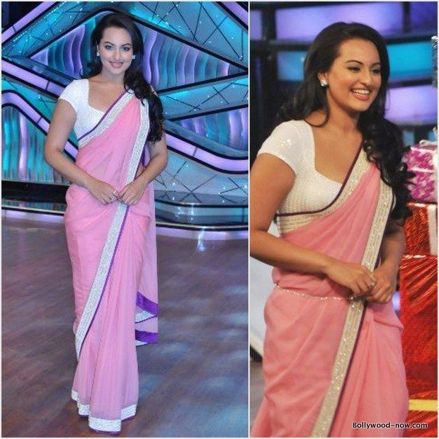 bollywood replica Sonakshi sinha saree designer party wear bridal wedding ethnic saree sari