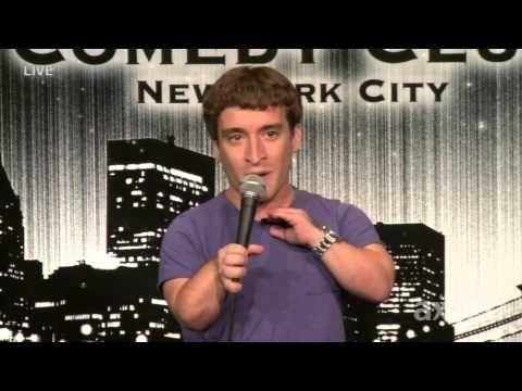 Nic Novicki doing stand up at Gotham Comedy Club - http://comedyclubsnyc.xyz/2016/09/27/nic-novicki-doing-stand-up-at-gotham-comedy-club/