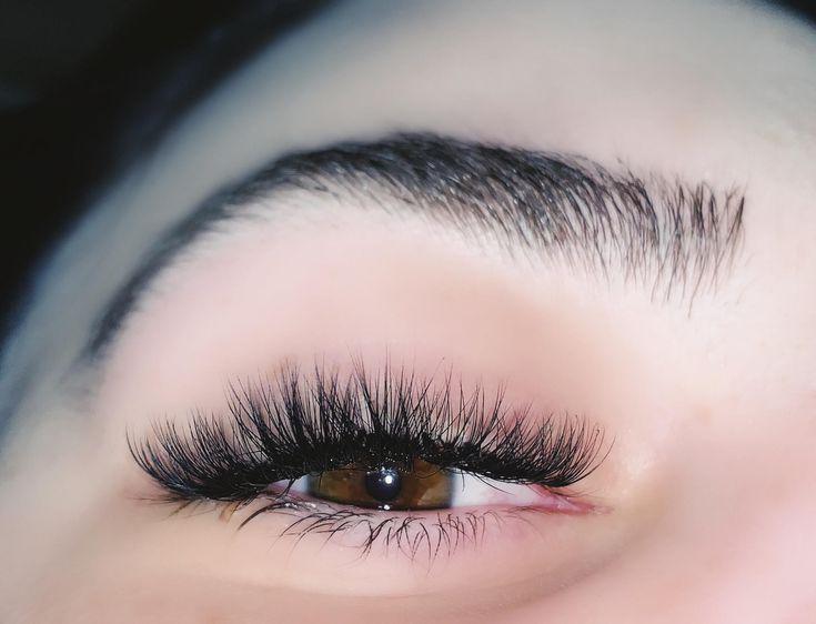 - Hybrid- Full Set $120 | Eyelash extensions, Eyelashes ...