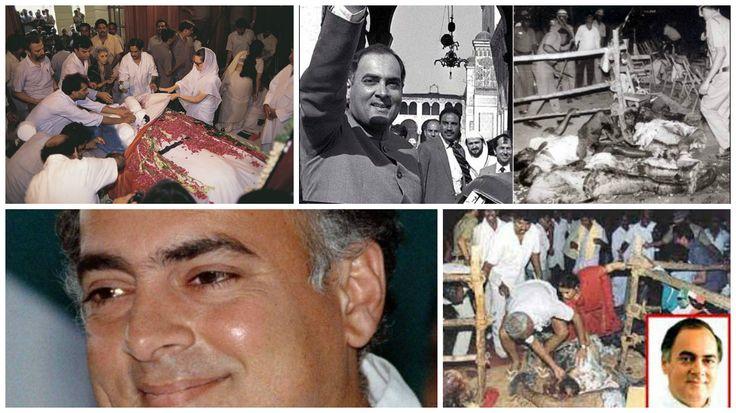 Revealed! Shocking Facts about Rajiv Gandhi's Assassination