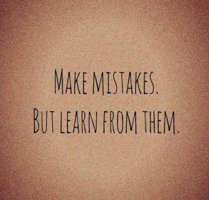 learning from your mistakes Learn from the mistakes of others and cruise your way to  learning a foreign language – 10 most common mistakes  even in the early stages of your learning.