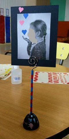 Porte-photo - Fête des mères - Galerie - Forums-enseignants-du-primaire