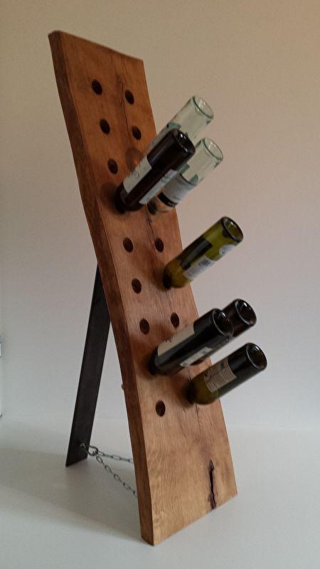 Wijnrek 18 flessen
