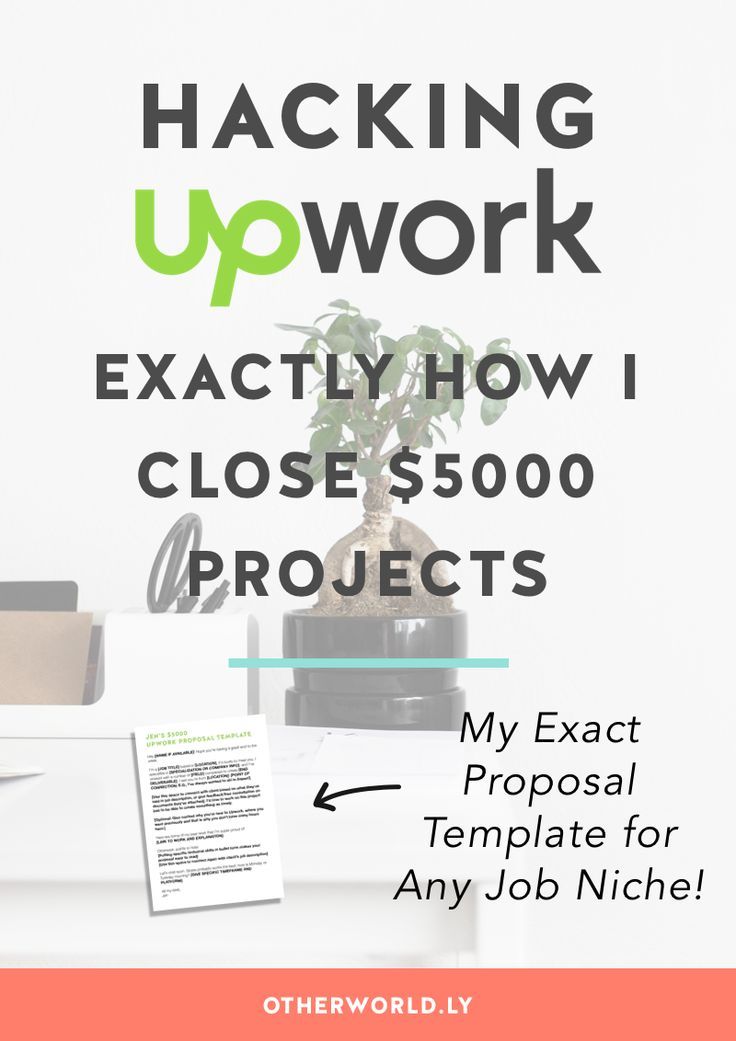 There's a tried-and-true formula for closing high-paying jobs on Upwork. I've used these strategies to get 5k and 10k jobs! Upwork Freelancing, Creative Freelance, How To Freelance, Fiverr, Small Business