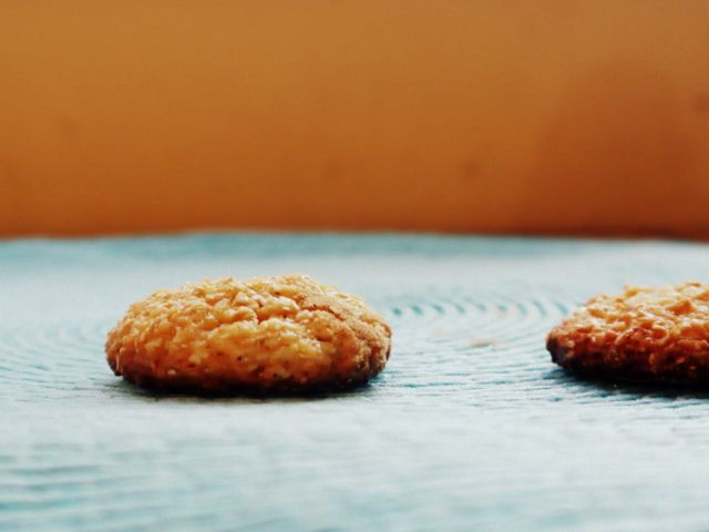 Recetas para Diabéticos y Celíacos Consejos Sanos: Galletas de Avena sin harina y sin azucar