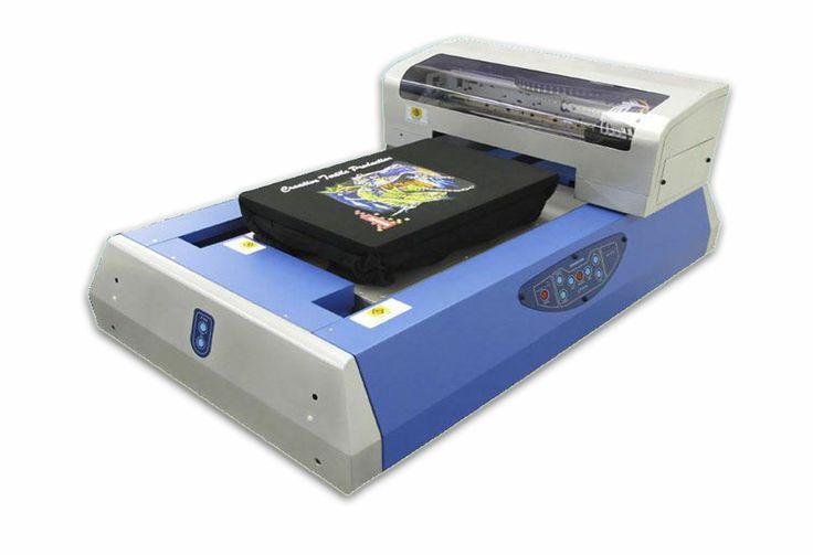 Mesin DTG Freejet, Mesin DTG ini kualitasnya wahid, produk dari Korea, dengan tinta Khusus untuk textil, Dupont Aspiri dari USA, hasil Print di Kaos akan semakin maknyussss....
