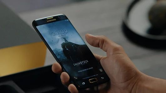 Samsung Galaxy S7 edge Injustice Edition: Official Unboxing