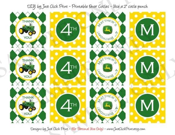 45 best John Deere Baby Shower images – John Deere Printable Birthday Invitations