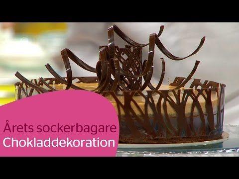 Fågelfjädrar i choklad | Sockerpojkarna - YouTube