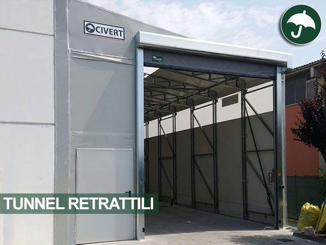 #tunnel #retrattili: sfrutta lo #spazio #inutilizzato tra #edificio esistente e #confine di proprietà