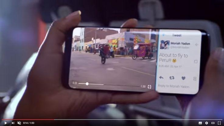 samsung-2 Perú destaca en lanzamiento internacional del Samsung Galaxy S8