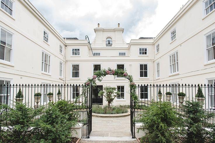 Morden Hall | Georgian Mansion Exclusive Use Wedding Venue London | The Wedding Community #weddingvenues