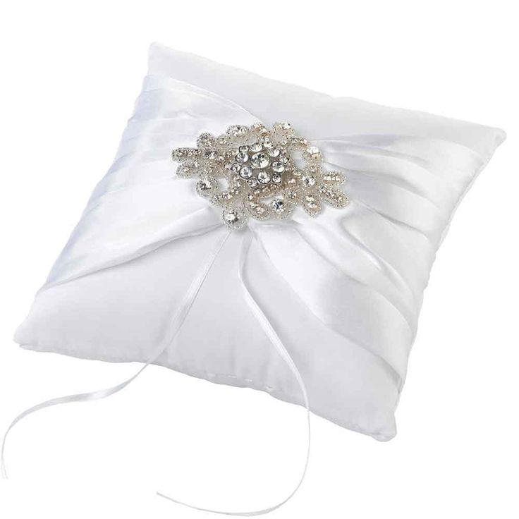 24 best Wedding Ring Pillows images on Pinterest Ring pillows