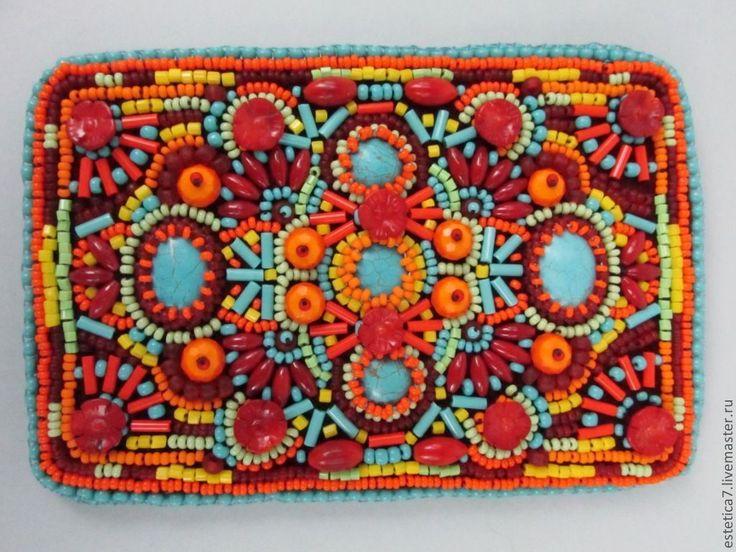 """Купить """"Дочь индейского вождя"""", чехол для смартфона,серия Цветотерапия - орнамент, чехол, чехол для телефона"""