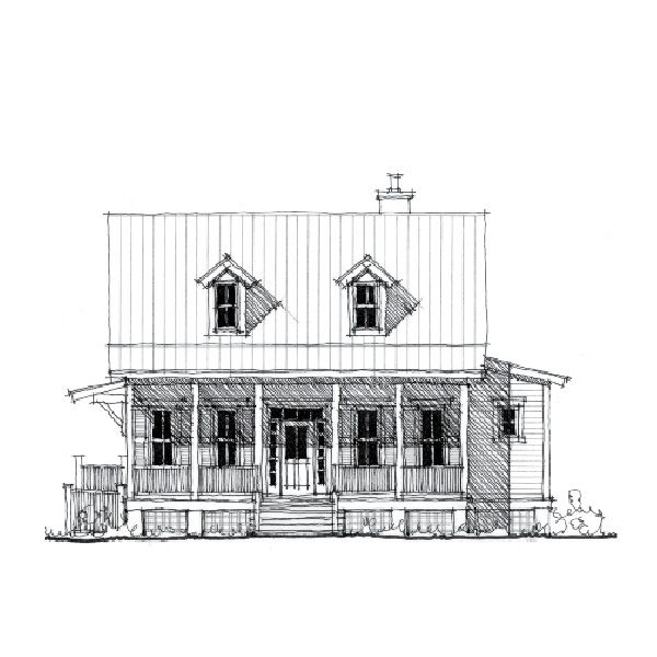 Allison Ramsey Architects Floorplan For Ramsey 1970