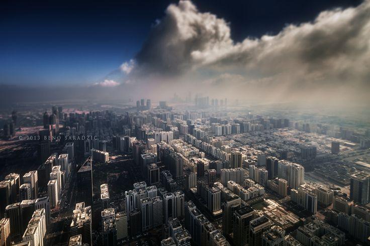 Waking Clouds by Beno Saradzic on 500px