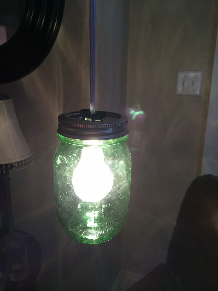 Green Glass Vanity Light : 17 Best images about I LOVE it on Pinterest Edison lamp, Industrial and Glass pendant light
