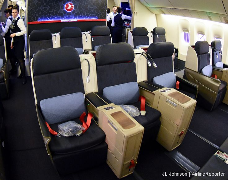 Flying The Gourmet Skies Turkish Airlines Business Class