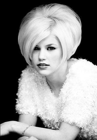 30 Teased Hairstyles For Short Hair Hairstyles Ideas