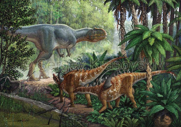 Jurassic period plants and animals - photo#42