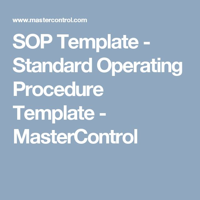 Standard Operating Procedures (Sop) For Hospitals In India Complete