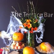 Our Halloween Food Display :-)