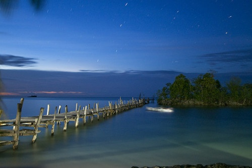 Togian Islands, Palu, Indonesia..