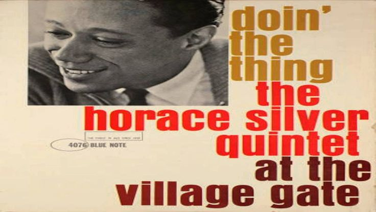 Horace Silver - Filthy McNasty