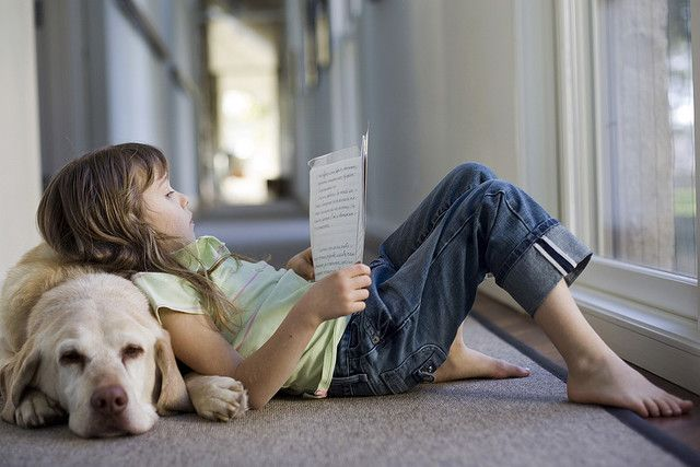 Read with your best friend