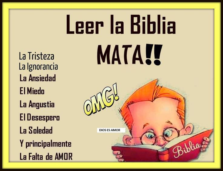 Versiculos De La Biblia De Animo: Versos De La Biblia