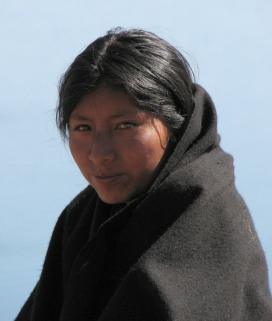Native american physical and facial