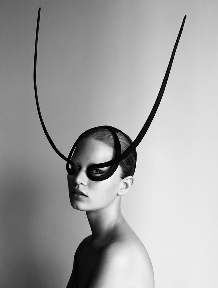 Anna Ewers by Patrick Demarchelier. Interview. September 2014