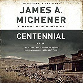 Written to commemorate the Bicentennial in 1976, James A. Michener's magnificent saga of the West is an enthralling celebration of the frontier. Brimming with the glory of America's past, the story of Colorado - the Centennial State - is manifested through its people: Lame Beaver, the Arapaho chieftain and warrior, and his Comanche and Pawnee enemies; Levi Zendt, fleeing with his child bride from the Amish country; and the cowboy, Jim Lloyd, who falls in love with a wealthy and cultured…