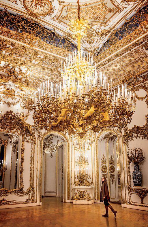 Aerin Lauder's Love Affair With Vienna
