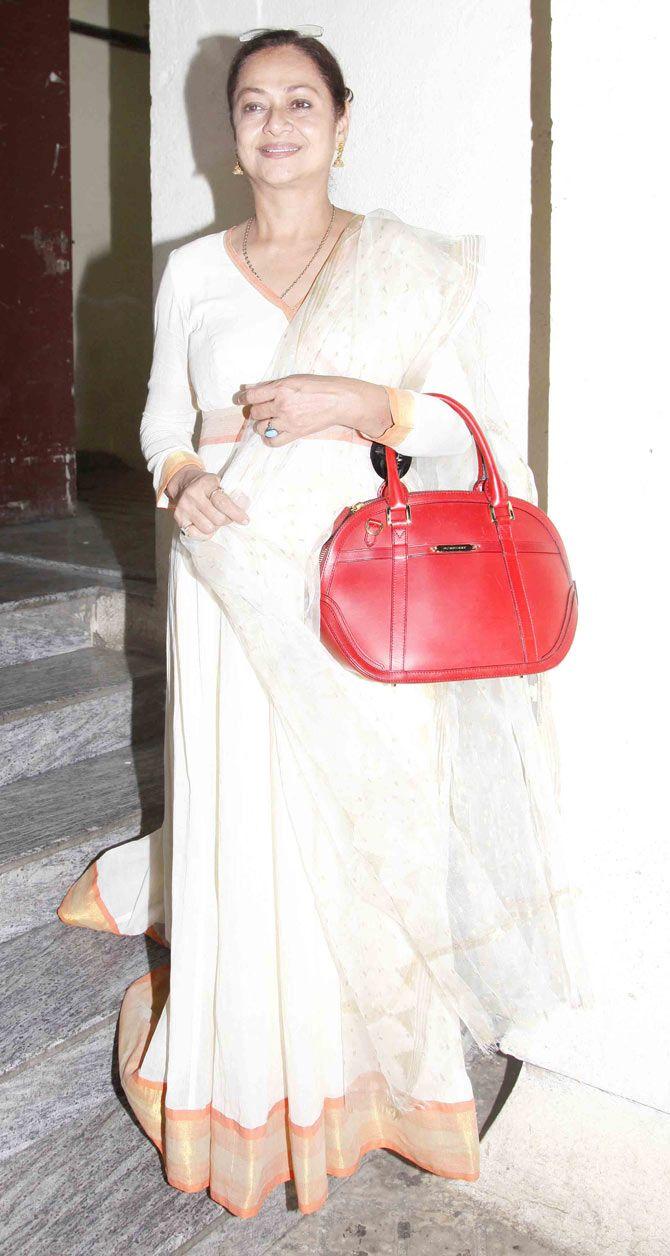 Zarina Wahab at 'Dil Dhadakne Do' screening. #Bollywood #Fashion #Style #DilDhadakneDo #Beauty