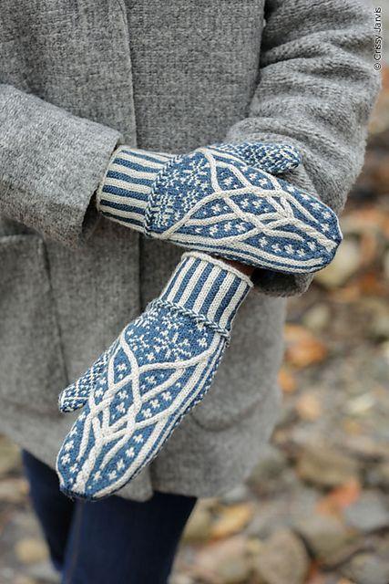 Ravelry: Norrland pattern by Sara Burch