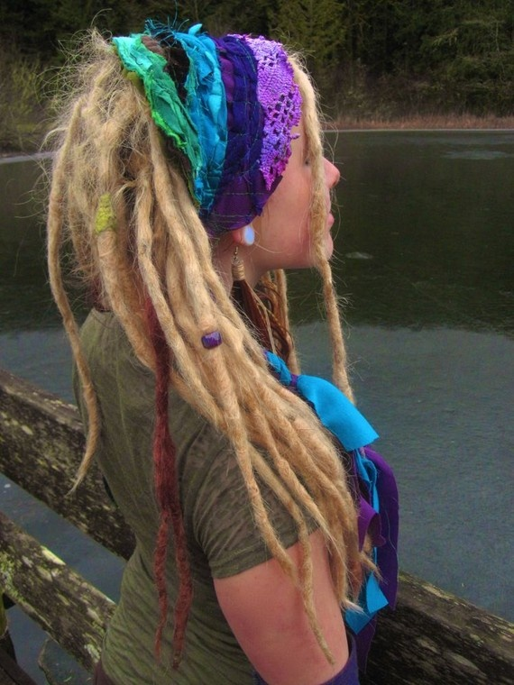 `I wish I had dreads, I know kind of a silly thing but I have always thought they were so cool!