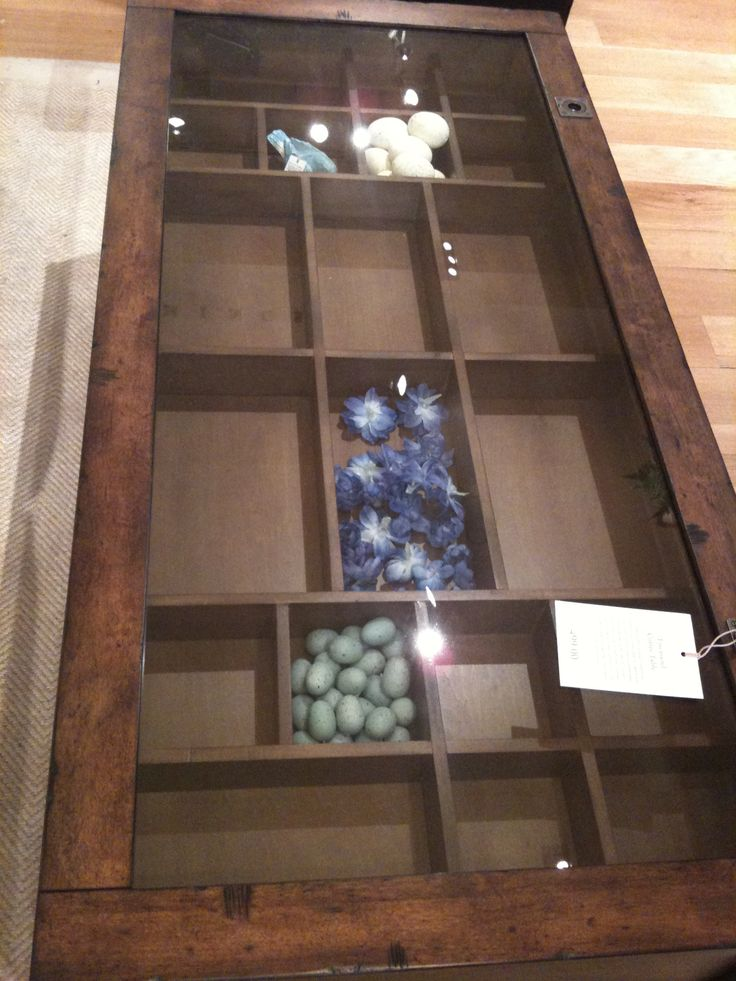 Best 25+ Shadow box coffee table ideas on Pinterest ...