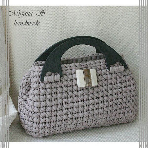 Free pattern Mirjana Zpagetti Bag   Hoooked