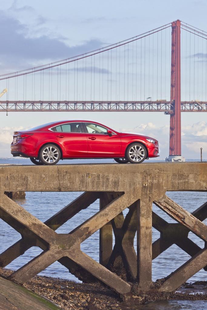 2014 Mazda6 mega-gallery [Part two]