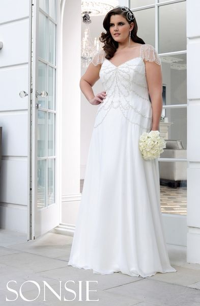 Plus Size Wedding Dresses Miami : Line plus size wedding gowns on lace cancun and miami