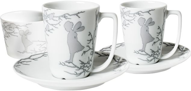 Alv cups by Wik & Walsøe